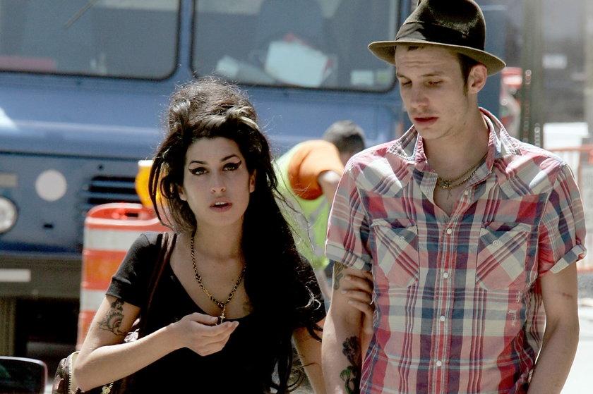Amy Winehouse i Blake Fielder