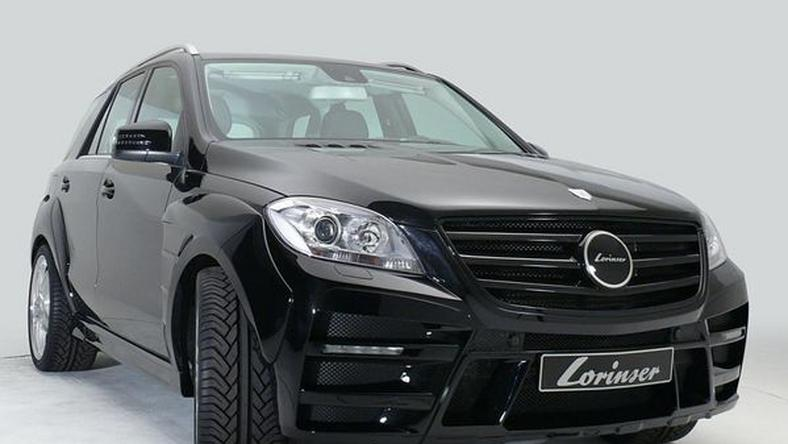 Lorisner Mercedes ML