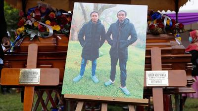 Mother of slain brothers reveals she has a hard time leaving the house