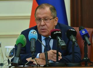 Ławrow: W Syrii dochodzi do prowokacji wymierzonych w siły rosyjskie