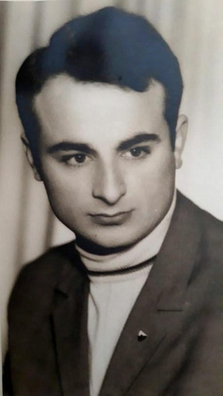 Aleksandar Janačković arhivska fotografija