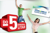 OMV Save&Drive, promo