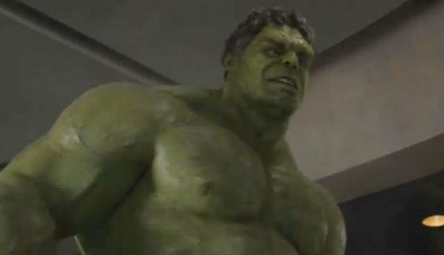 da bi ishod bio ovakav i Hulk doveden do savršenstva