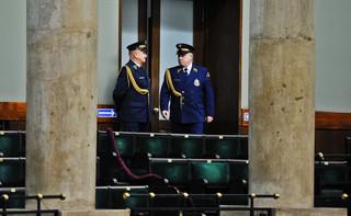 Straż Marszałkowska z szerszymi kompetencjami. Senat przyjął bez poprawek ustawę