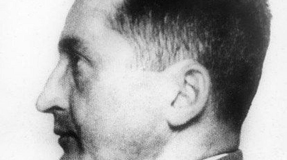 Generał August Emil Fieldorf ps. Nil (fot. autor nieznany, domena publiczna)