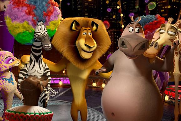 Madagaskar 3 je film koji je jedna ista osoba ove godine videla 352 puta