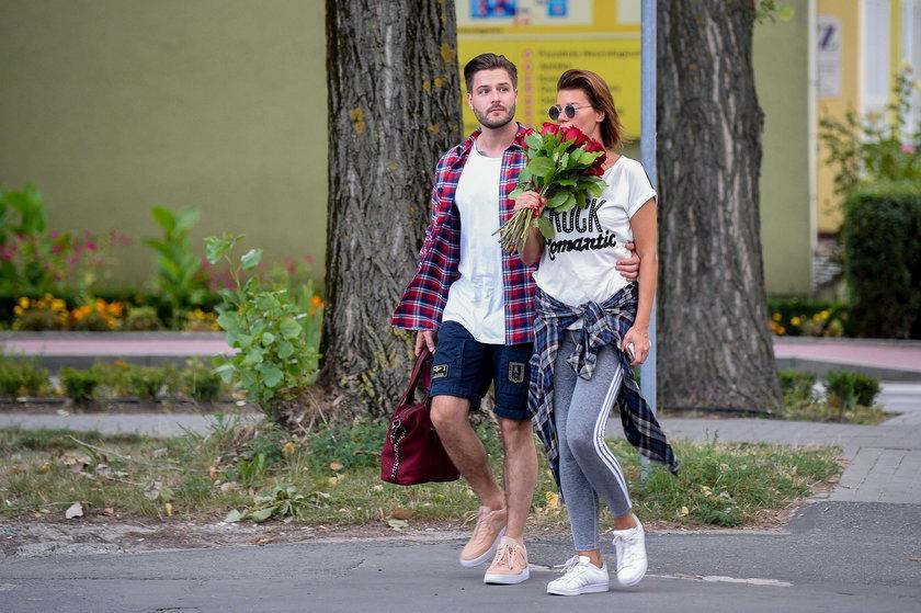Edyta Górniak i Mateusz  Zalewski