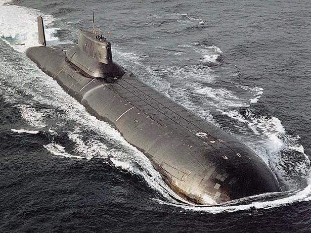 Rosyjski okręt TK-208 Dmitrij Donskoj, autor: Bellona Foundation