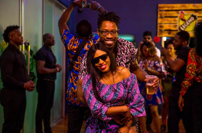 Ike is one of the most popular BBNaija Pepper Dem housemates and he loves Mercy dearly.[Africa Magic/BBNaija]
