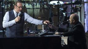 Kevin Spacey i Billy Joel w duecie