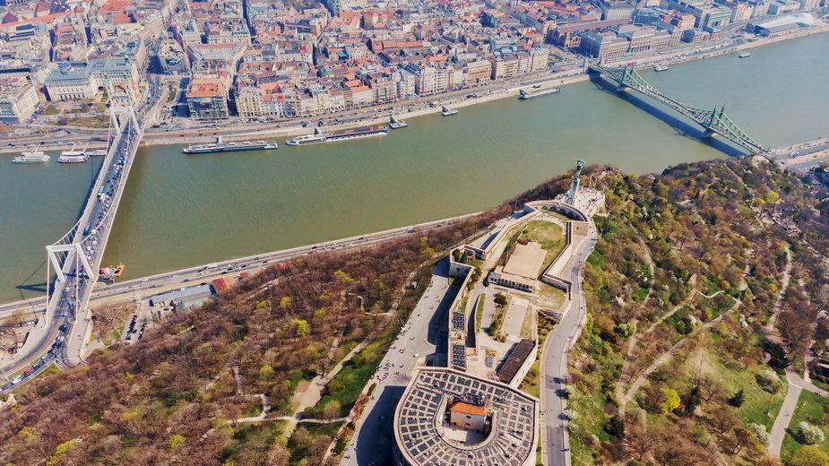 Cytadela i Wzgórze Gellerta, Budapeszt