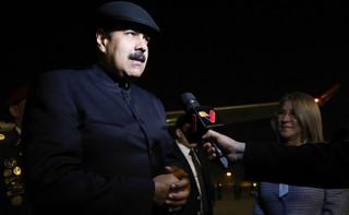 Maduro za przedterminowymi wyborami parlamentarnymi w Wenezueli