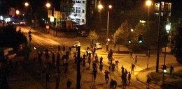 Rozróba kiboli Lecha w Sarajewie! Lała się krew!