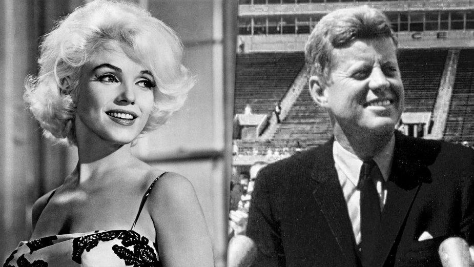 Marilyn Monroe / John F. Kennedy