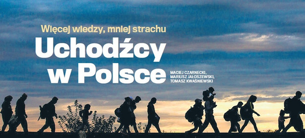 Uchodźcy w Polsce. Fot. Adam Gray / Bulls Press