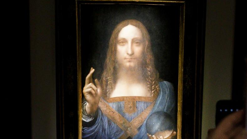 Zbawiciel świata Leonarda Da Vinci Nabyty Przez Saudyjskiego Księcia Wiadomości