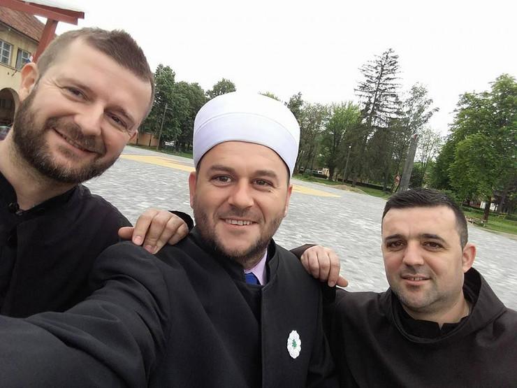 Admir Muhić, Ivo Bošnjak i Željko Vidaković