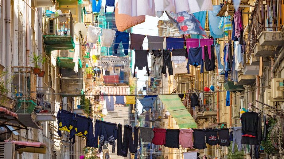 Neapol to miasto wielu zalet i... wad