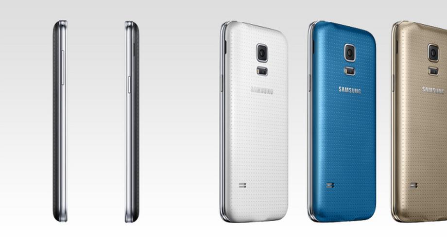 Samsung stellt Galaxy S5 mini offiziell vor