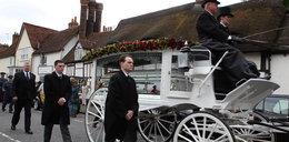 Pogrzeb Robina z Bee Gees