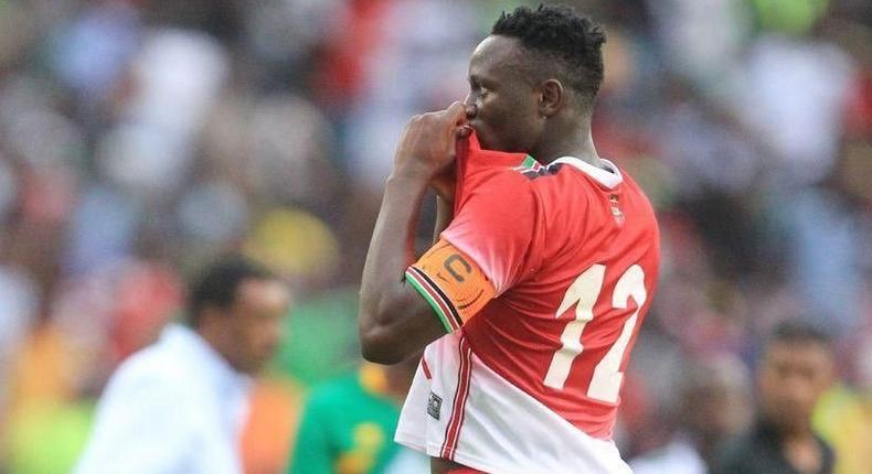 Victor Wanyama retires from International football.