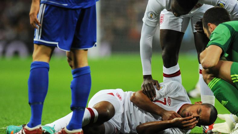 Theo Walcott może nie zagrać z Polską