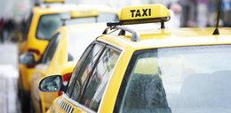 Zaczął dusić taksówkarza, bo jechał za wolno