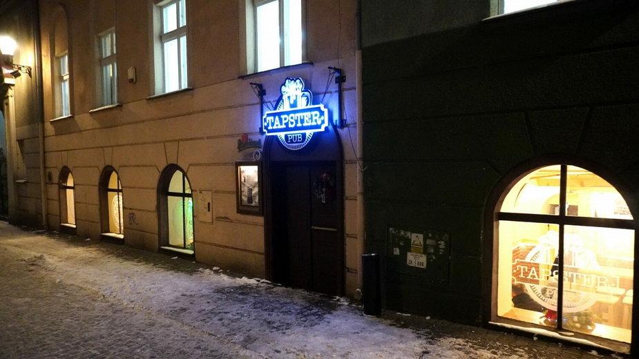 Tapster Pub w Pszczynie