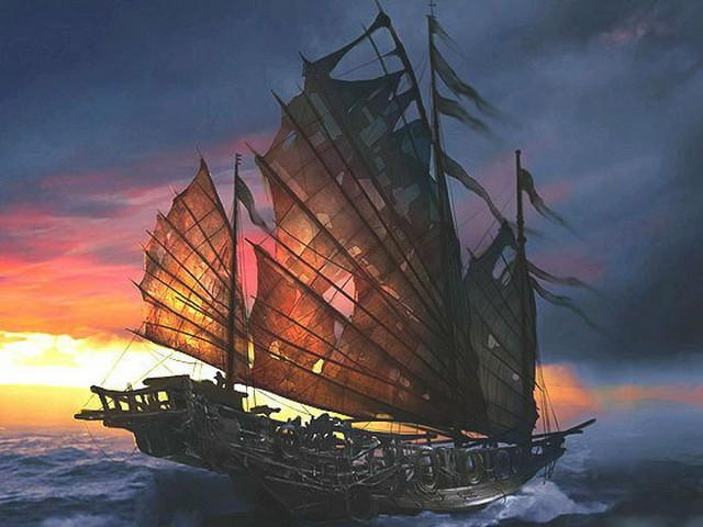 Na početku XIXveka gusari Džen Jia bili su strah i trepet Kineskog mora