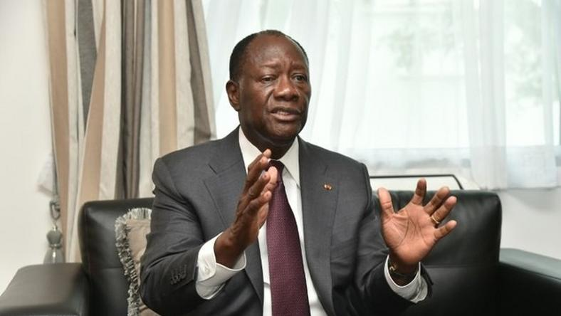 Ivory Coast's Ouattara says peaceful poll means crisis in past