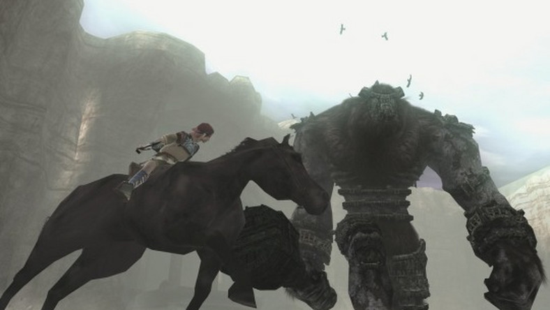 Shadow of the Colossus oraz Ico trafią na PlayStation 3?
