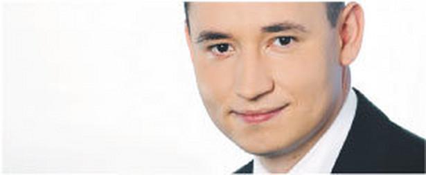 Paweł Banasik, doradca podatkowy MDDP Michalik Dłuska Dziedzic i Partnerzy