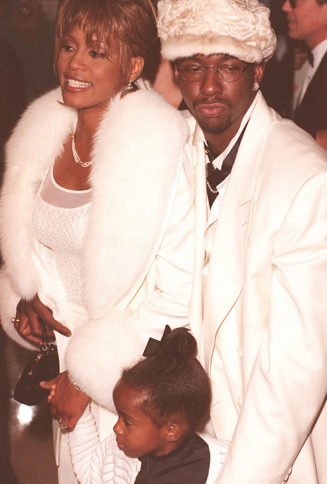 Whitney Houston i Bobby Brown