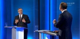 Najlepsze riposty z debaty prezydenckiej