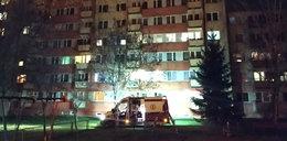 Koronawirus w Lublinie, a oni zrobili imprezę. Jeden wypadł przez balkon