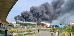 Chmura po wybuchu w niemieckiej fabryce dotrze nad Polskę. IMGW monitoruje skażenie atmosfery