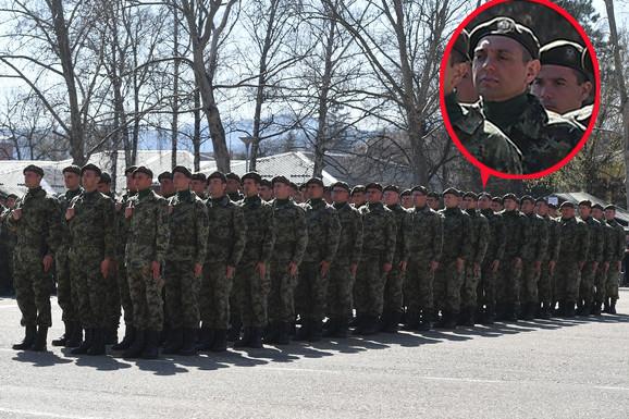 Ministar vojni položio vojničku zakletvu