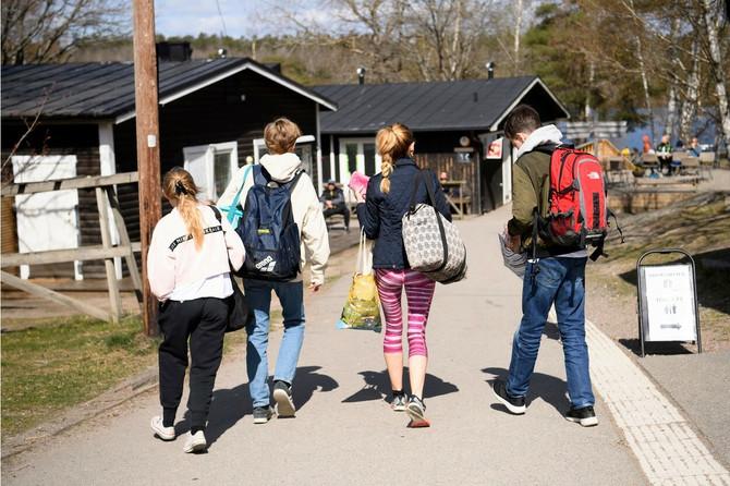 Deca u Švedskoj odlaze u školu pre nekoliko meseci
