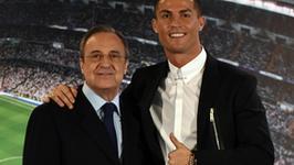 W przyszłym tygodniu kluczowe spotkanie Cristiano Ronaldo z Perezem