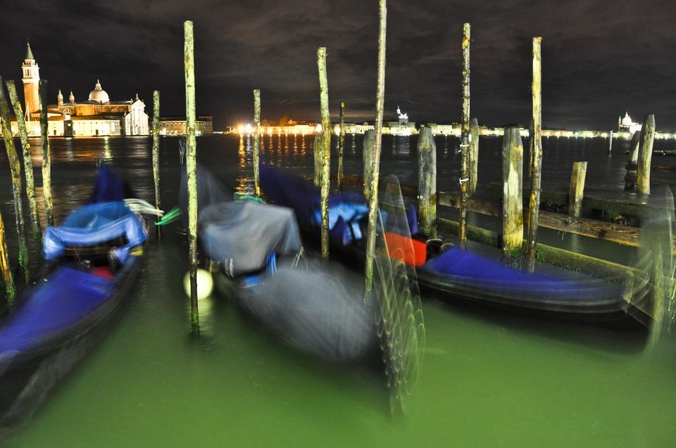Canale Grande nocą