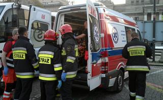 Łódź: Trzy osoby zginęły w wypadku na trasie Górnej