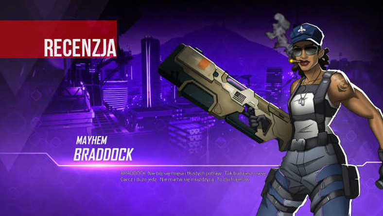 Recenzja Agents of Mayhem. Smutny kuzyn Saints Row