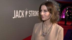 """""""Jack Strong"""": Maja Ostaszewska o filmie"""