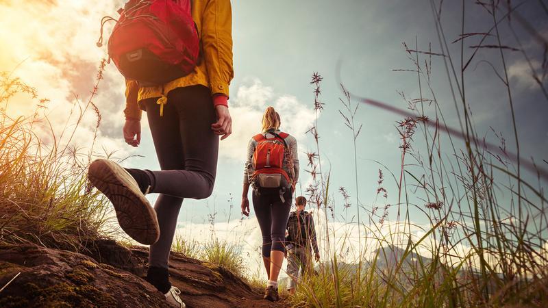 Buty trekkingowe, obuwie trekkingowe