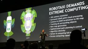Nvidia zapowiedziała nowy komputer dla autonomicznych aut
