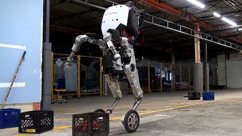 Handle to najnowszy robot przygotowany przez firmę Boston Dynamics należącą wciąż do Alphabetu