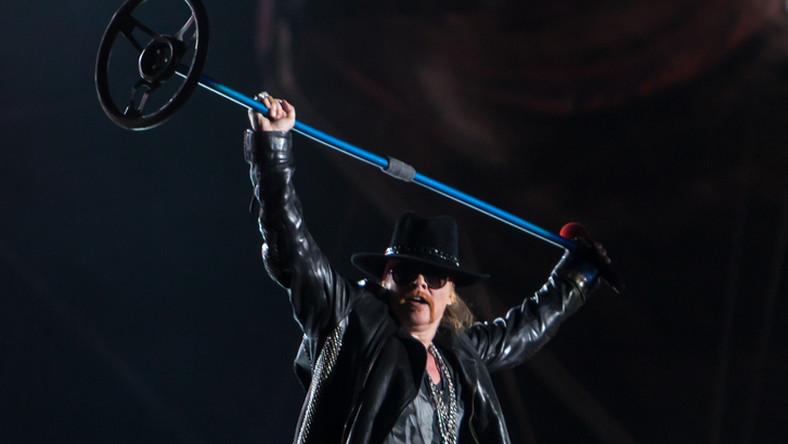 Fan chce pozwać Guns N'Roses