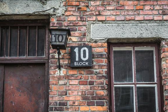 U Bloku deset nacisti su obavljali eksperimente nad Jevrejkama