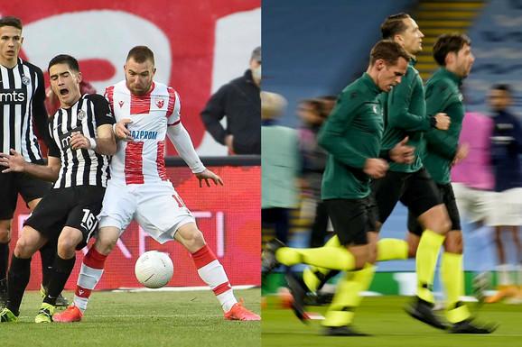 """UEFA UVODI PRIVREMENE MERE u srpski fudbal, sprema nam se """"grčki scenario""""!?"""