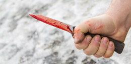 Zranił nożem żonę w Przeworsku i uciekał przez trzy powiaty